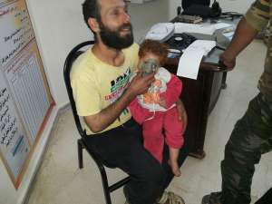 Evidence of a New Chemical Attack in Syria