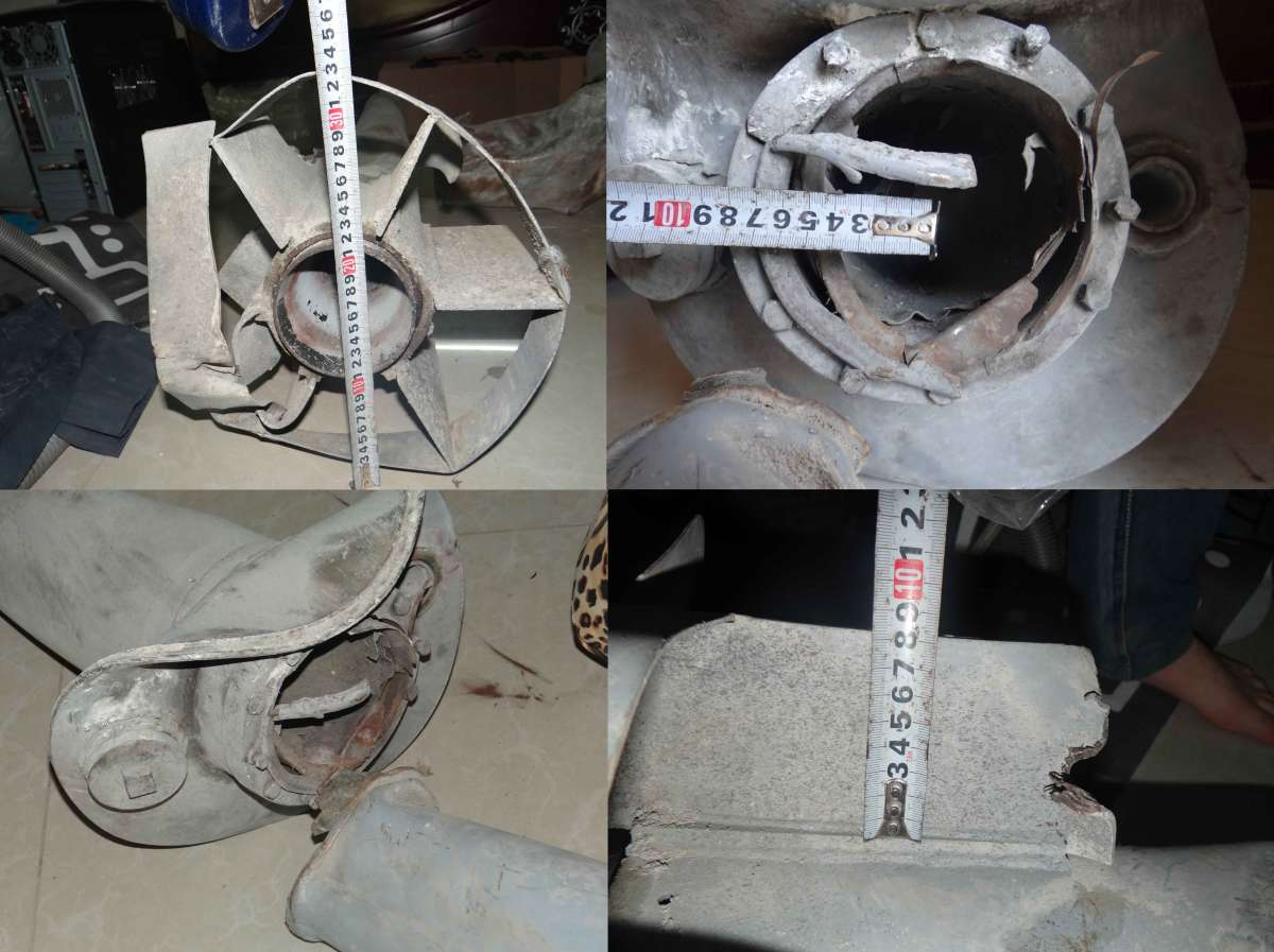 3 - Volcano rocket measurements