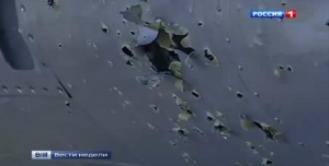 Russian TV Inadvertently Demonstrates MH17 Wasn't Shot Down by Aircraft Cannon Fire