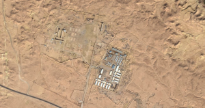 Islamic State Takes Former FOB in Anbar
