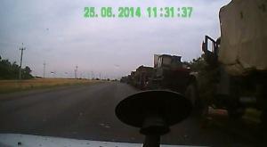 Geolocating the June Russian Buk Convoy in Millerovo