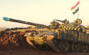 Syria's Steel Beasts: The T-55