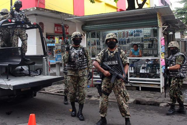Mexico's Guerra al Narco: A Disaster Rooted in Misinterpretations