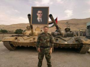 Syria's Steel Beasts: The T-72