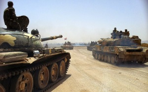 Syria's Steel Beasts: The T-62