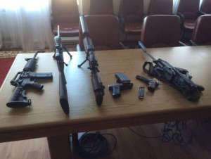 How Did American Weapons End Up at Donetsk Airport?