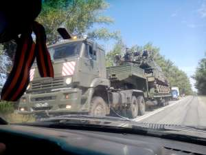 New Images of the MH17 Buk Missile Launcher in Ukraine and Russia