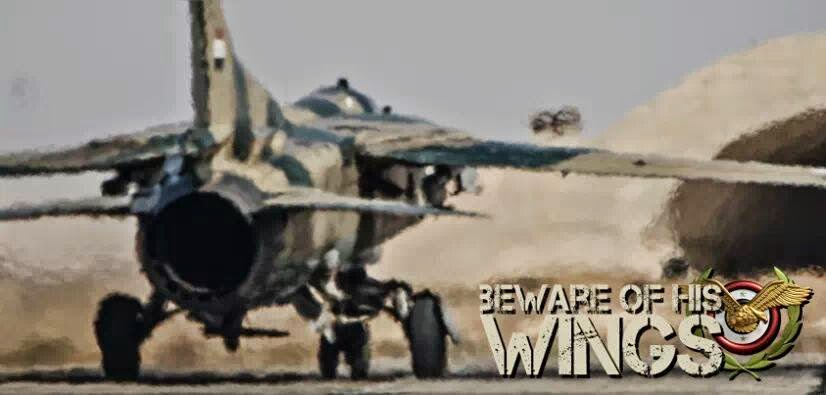 SyAAF MiG-23BN