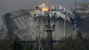 Were Chemical Weapons Used in Donetsk Airport's Last Stand?