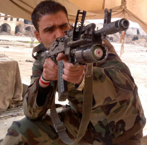From Russia with Love, Syria's AK-74Ms