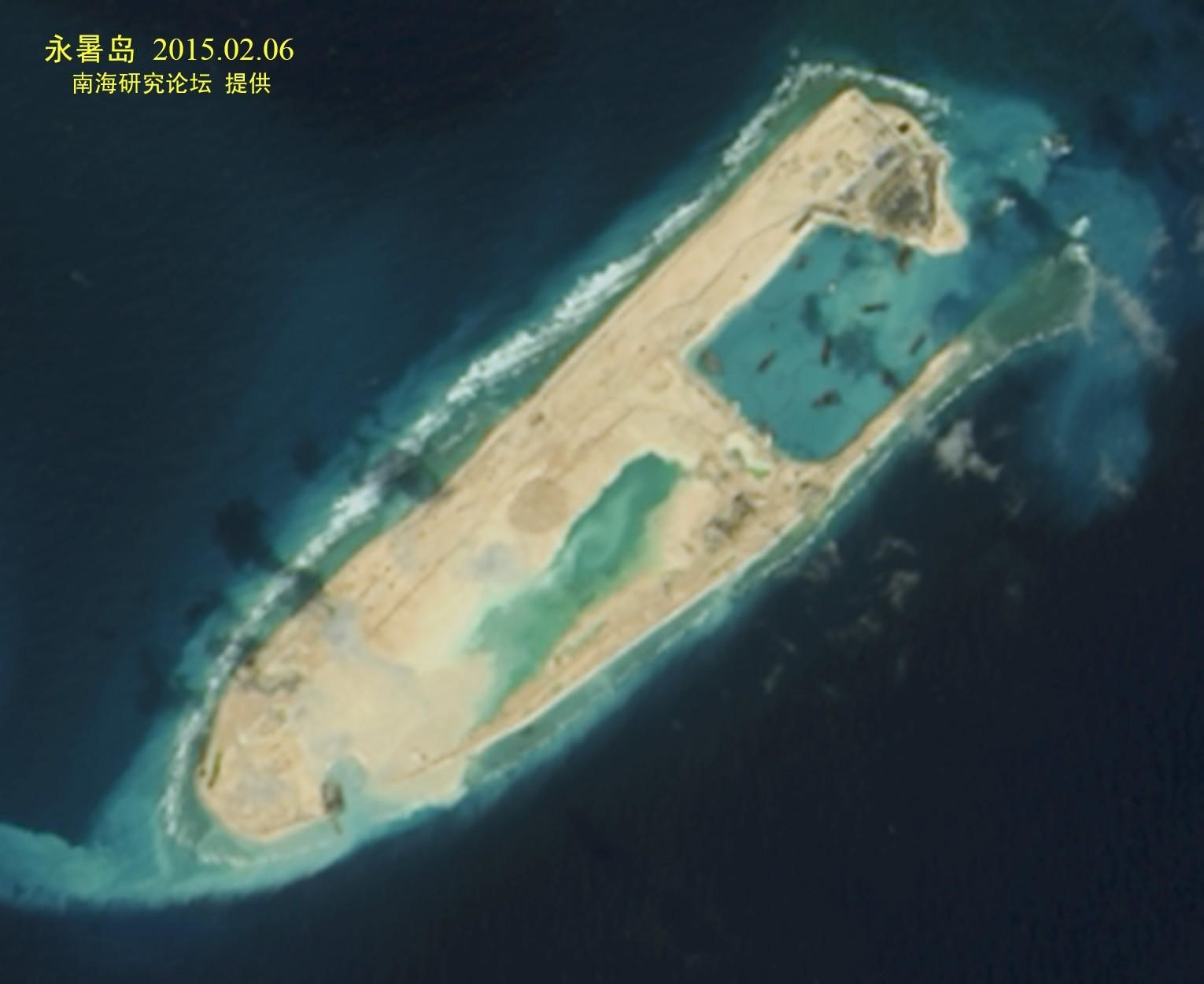 Fiery Cross Reef Feb 6th 2015