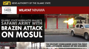 How the Islamic State's Massive PR Campaign Secured its Rise