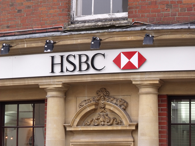 Mr Simon and the Queen Bee: Traffickers Above Suspicion at HSBC