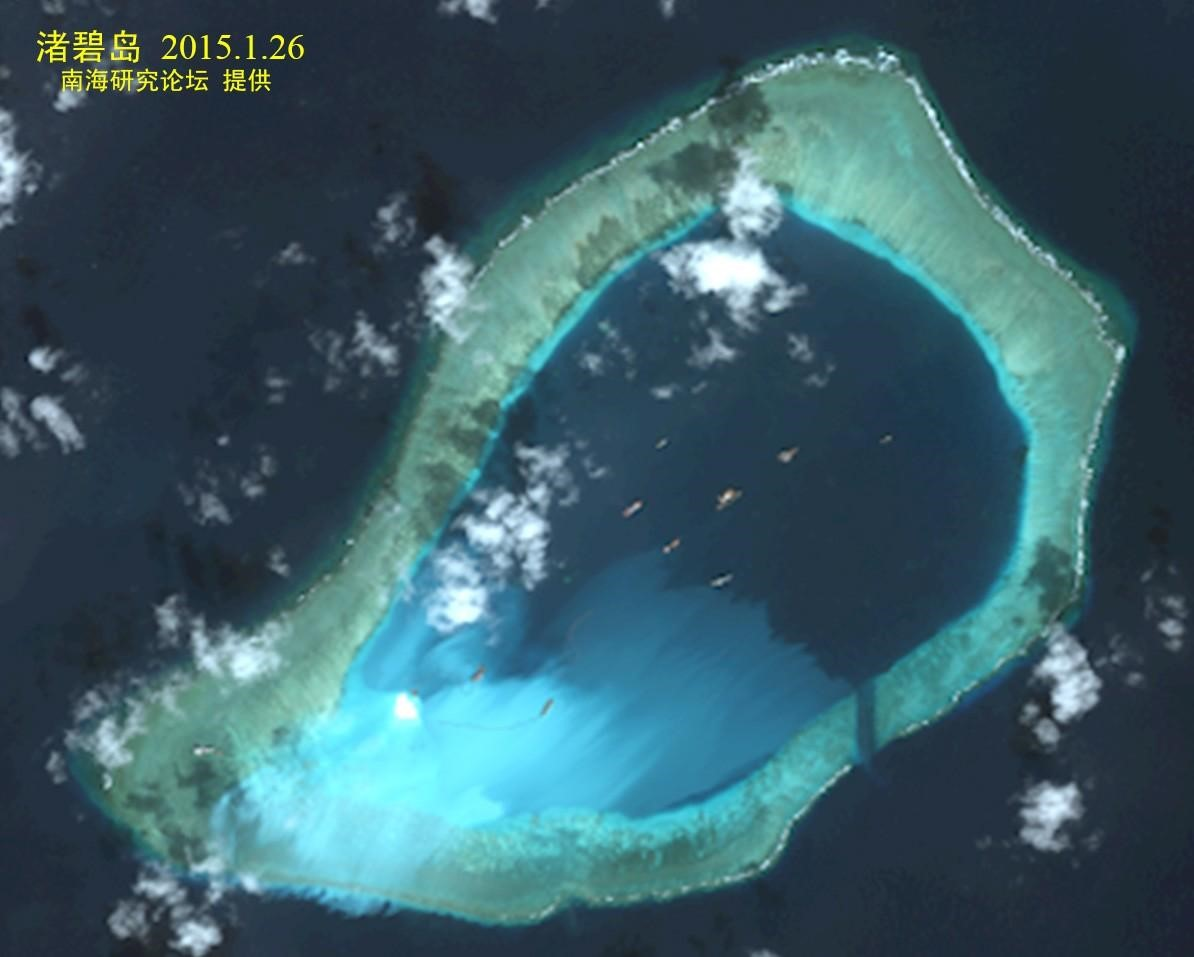 Subi Reef  Jan 26th 2015