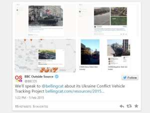 Ukraine Conflict Vehicle Tracking Project: First Days