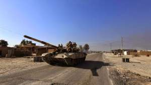 Iran's Expanding Sphere of Influence: Iranian T-72 Tanks in Iraq