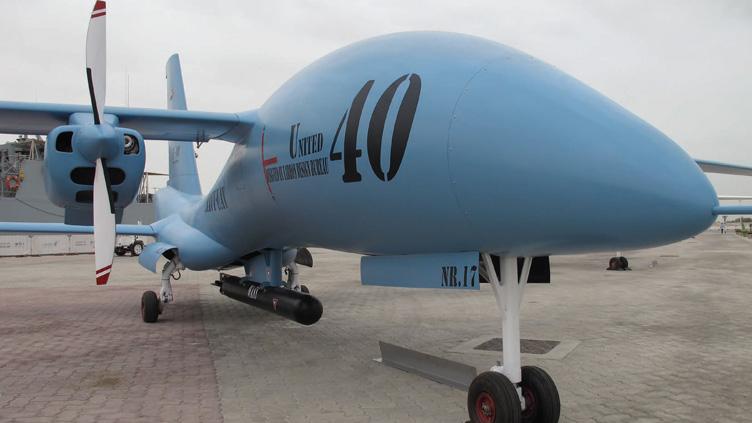 IDEX 2015 United 40 Naval Variant
