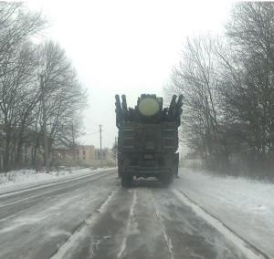 Russia's Pantsir-S1s Geolocated in Ukraine