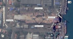 INS Vikrant Makes Progress at Cochin Shipyard