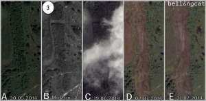 Who to Trust, Google or the Russian MoD? A Guide to Verifying Google Earth Satellite Image Dates