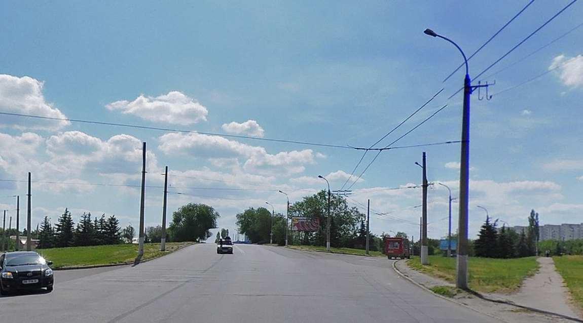 Yandex streetview billboards