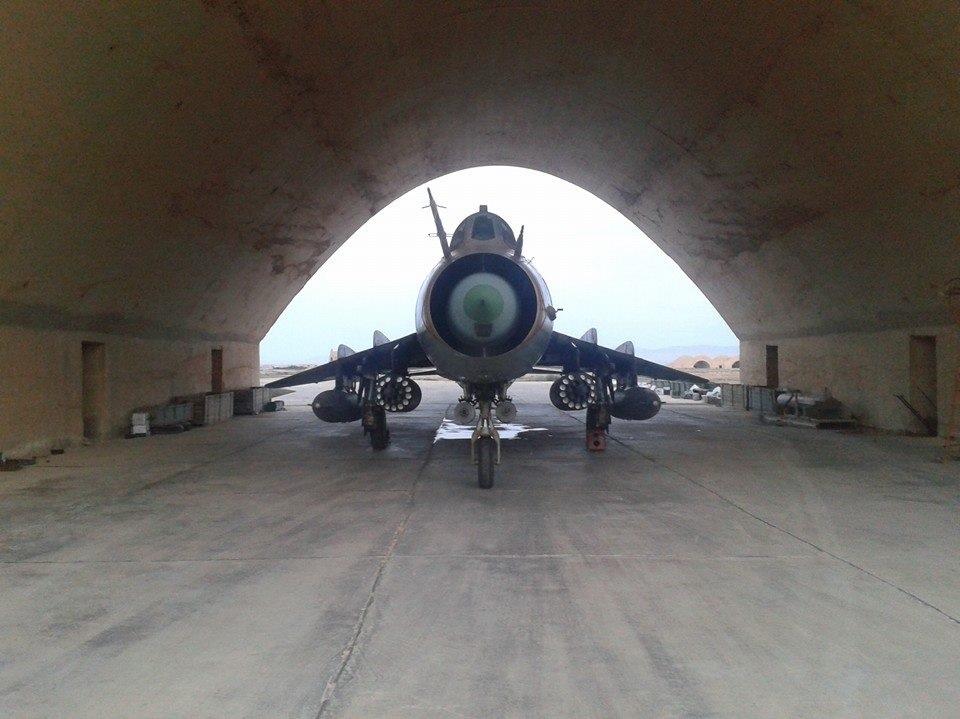 Fortress T4: An Airbase at War