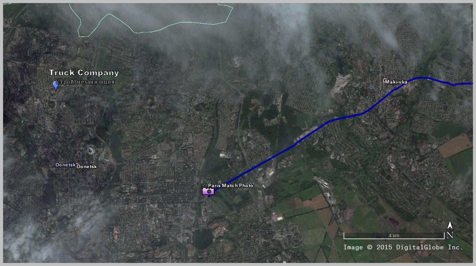 Buk route