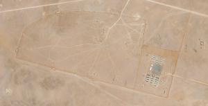 Satellite Imagery Shows Saudi Armor Near Iraqi Border