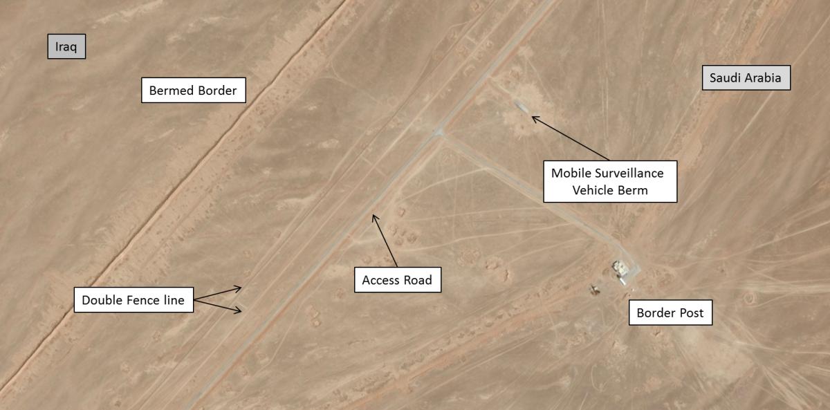 DG (2012) Saudi Border Example