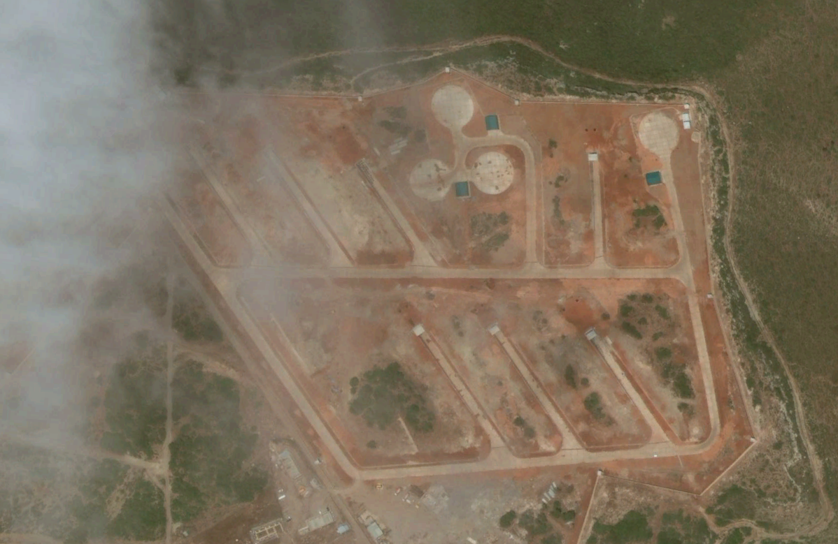 DigitalGlobe imagery from 20MAY15
