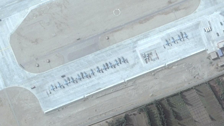 DG (13OCT14) 16 x J-10 Hotan