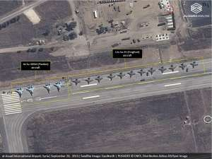 Confirmed: SU-25s Join Russia's Flankers in Latakia