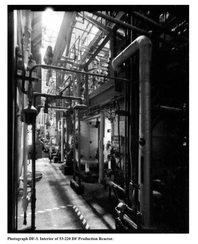 DF Production reactor