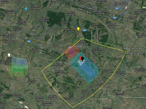 Buk Launch Site Data in the Dutch Safety Board's MH17 Investigation