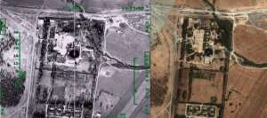 Syria's Bombed Water Infrastructure: An OSINT Inquiry