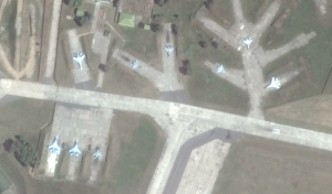 Russian Airbase in Belarus Remains in Limbo