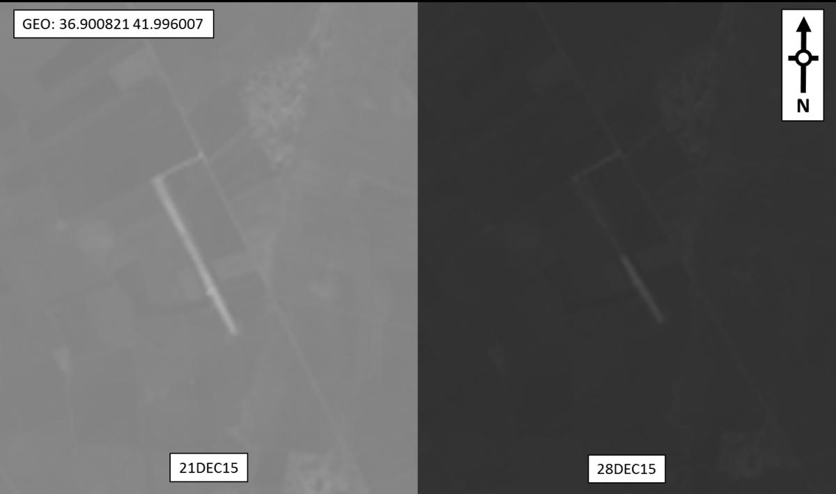 Landsat Rmeilen