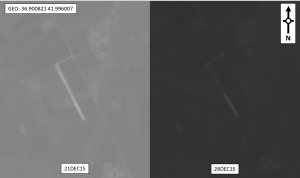 Is the U.S. Expanding an Airfield in Syria?