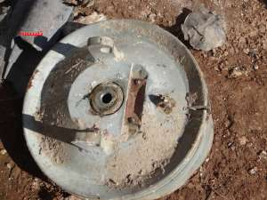 Cluster Bombs Used in Talbiseh, Homs, Match Type Seen at Russia's Syrian Airbase