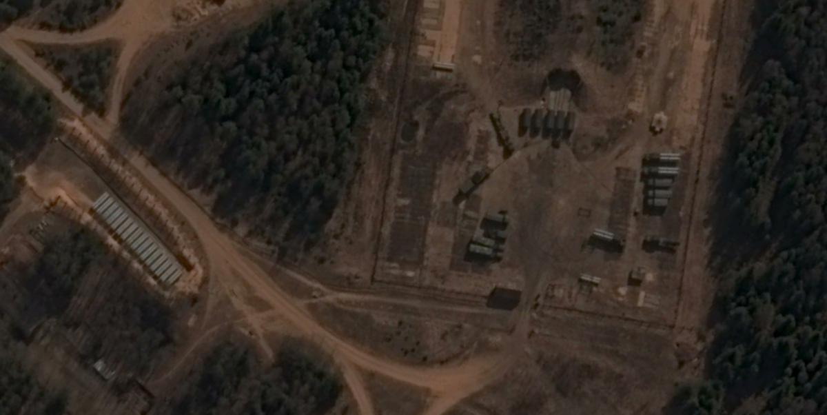 Belarus Deploys Additional S-300 at Polatsk near NATO Borders