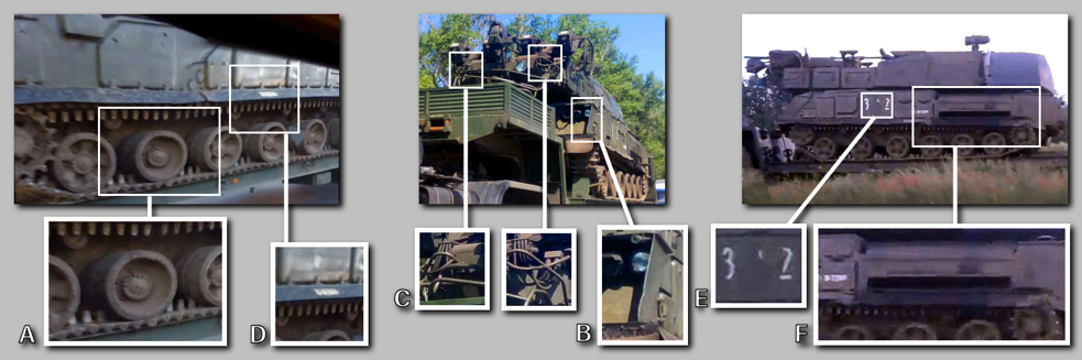 Features on Buk 3x2 that will be compared