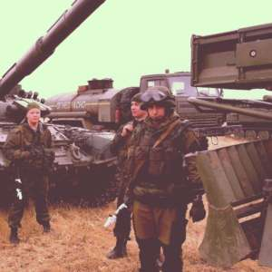 Russia's 200th Motorized Infantry Brigade in the Donbass: The Hero of Russia