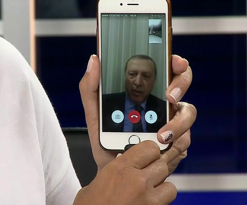 CNN Turk Erdogan