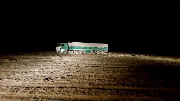 convoy stuck