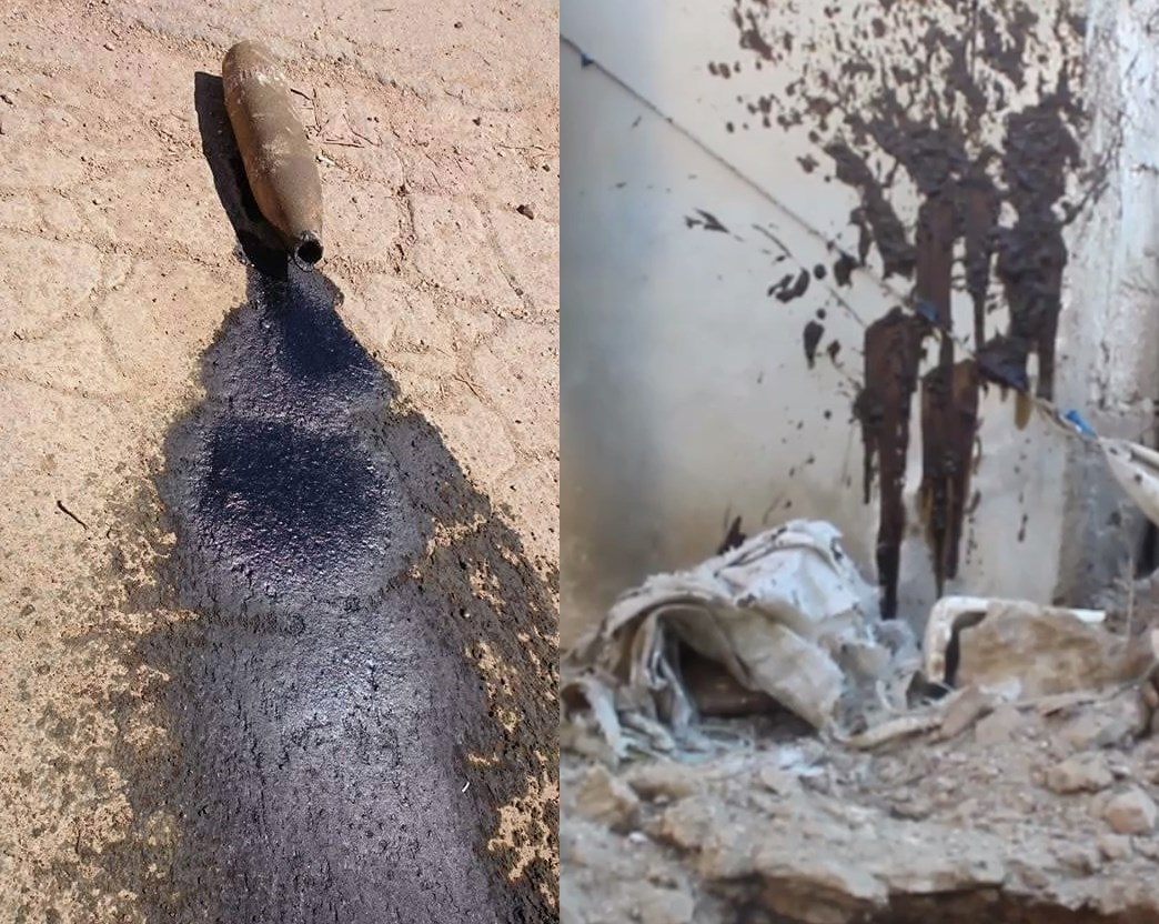 Splatter comparison