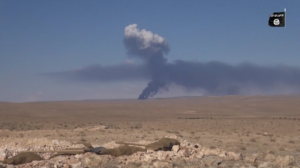 ISIS' Scorched Earth: Visual Confirmation of Destruction in the Shaer Field