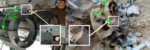 Confirmed : Russian Bomb Remains Recovered from Syrian Red Crescent Aid Convoy Attack