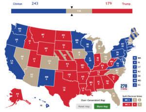 Liveblog: 2016 U.S. Presidential Election