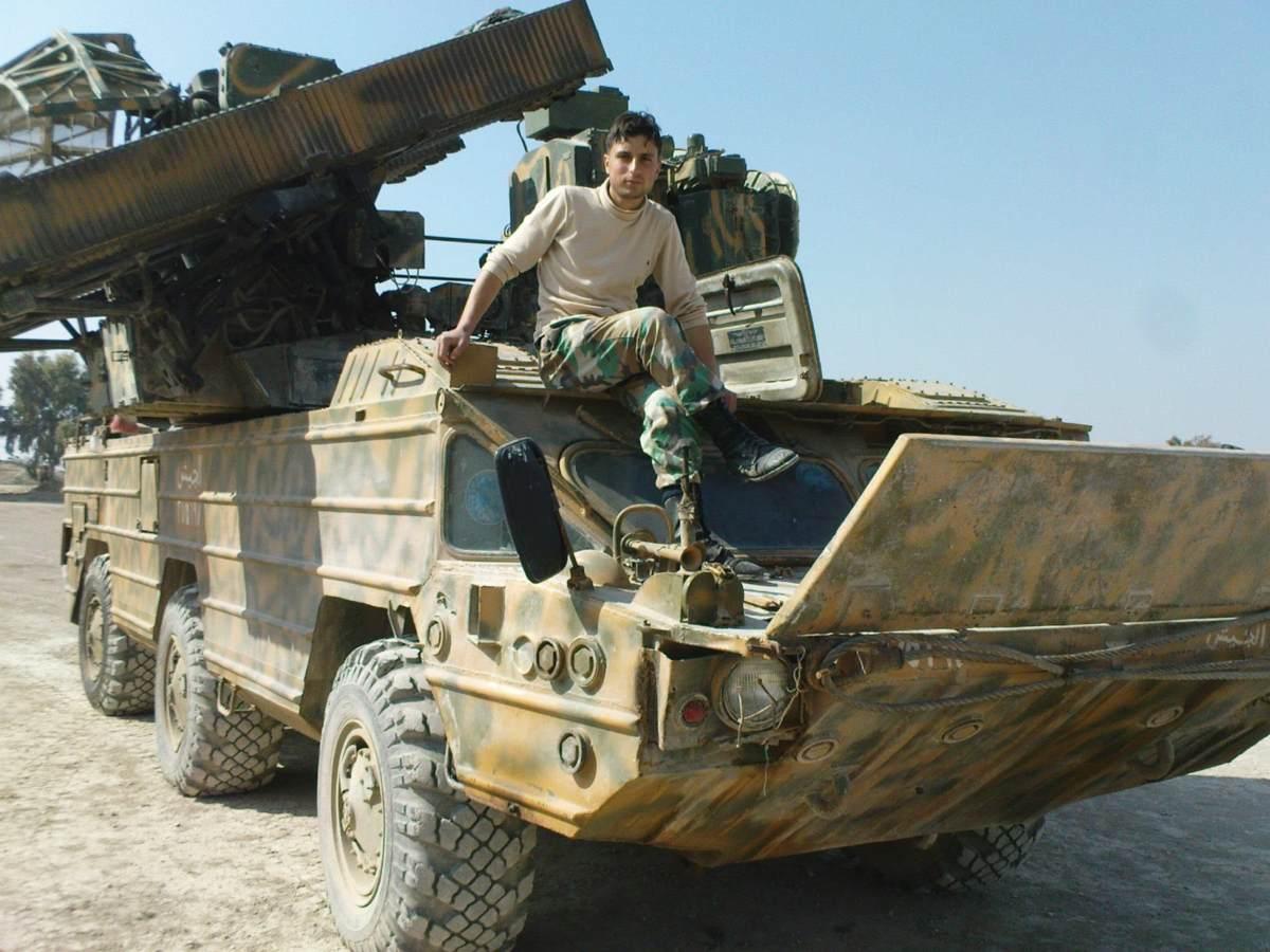 Hide and Seek, the Story of Jaish al-Islam's 9K33 Osa SAMs