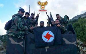 Assad Regime Militias and Shi'ite Jihadis in the Syrian Civil War